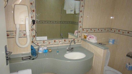 Hotel Astrid: Bagno