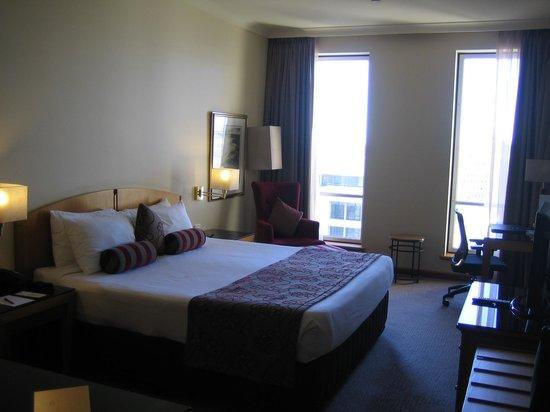 ダクストン ホテル パース, 部屋1