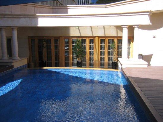 Duxton Hotel: プール