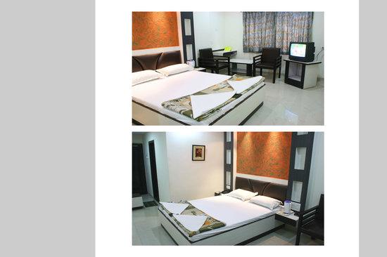 Hotel Aditya Deluxe : COZY ROOMS