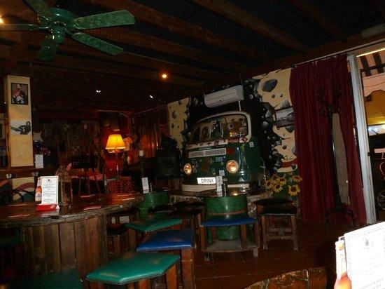 Rock Island Bar: quirky cool bar