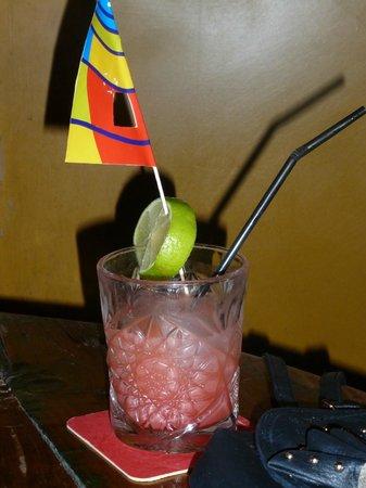 Rock Island Bar: nice cocktails