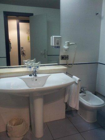 Hotel Ibis Styles Ramiro I: Lavabo del baño