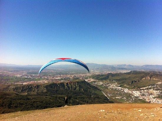 Andaventur: Paragliding