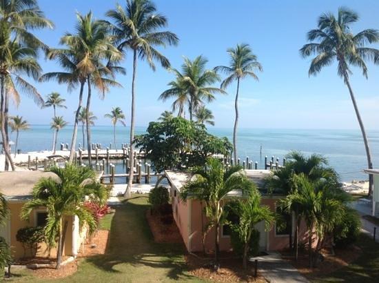 La Siesta Resort & Marina: view from our balcony.