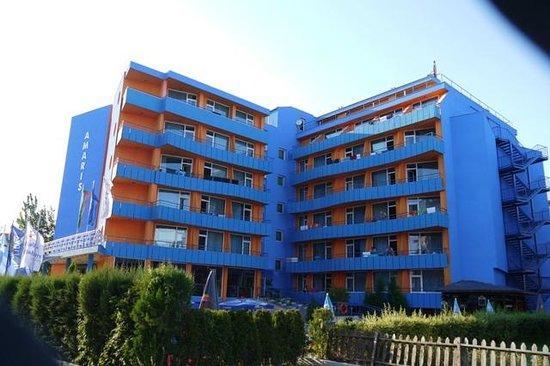 Hotel Amaris Sunny Beach Bulgaria Reviews