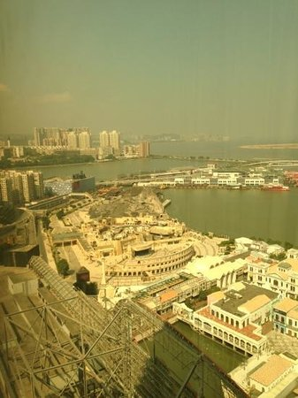 The Sands Macao: view