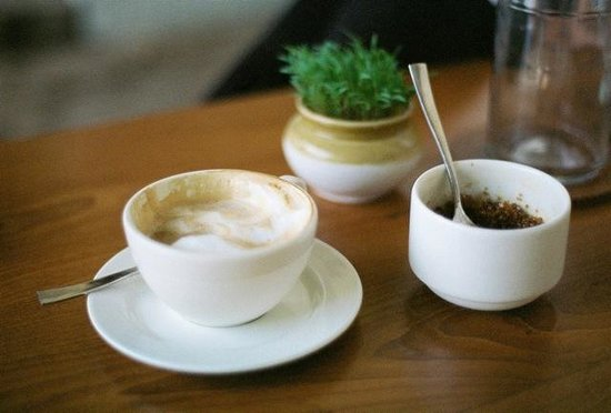 Pepper House Cafe : Cappuccino
