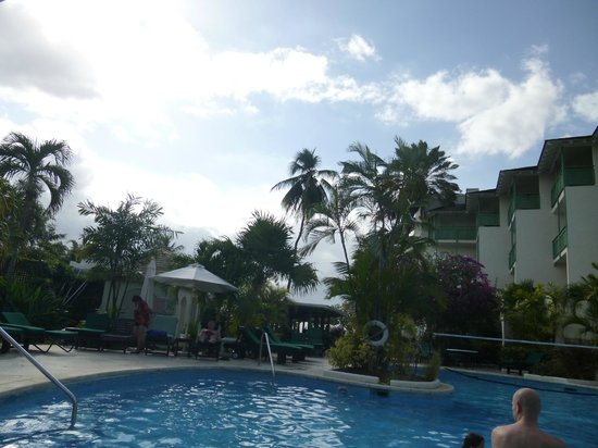 Mango Bay All Inclusive: sunshine