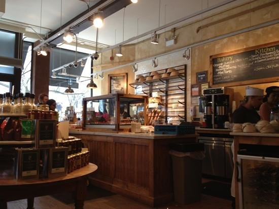 Le Pain Quotidien: Restaurant in Brooklyn Heights