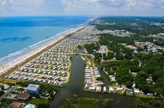 Pirateland Oceanfront Campground Updated 2018 Reviews Myrtle Beach Sc Tripadvisor