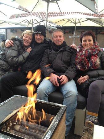 Grand cafe van Heeckeren: The best of company and fun discussions at Van Heeckeren