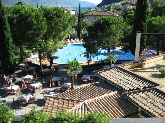 Hotel Caravel: Vista di una piscina