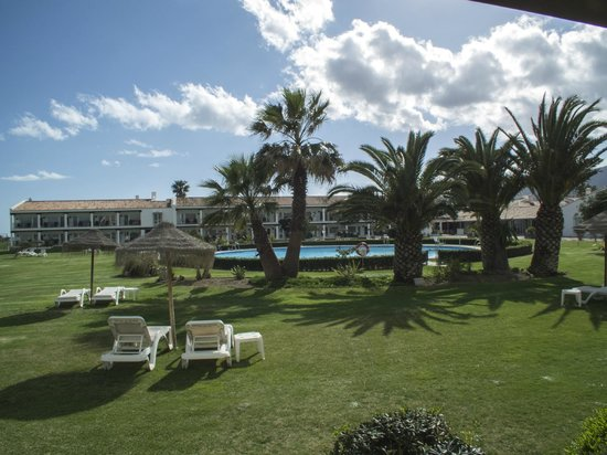 Parador de Malaga Golf : View from our room