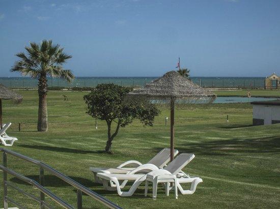 Parador de Malaga Golf : View towards the sea