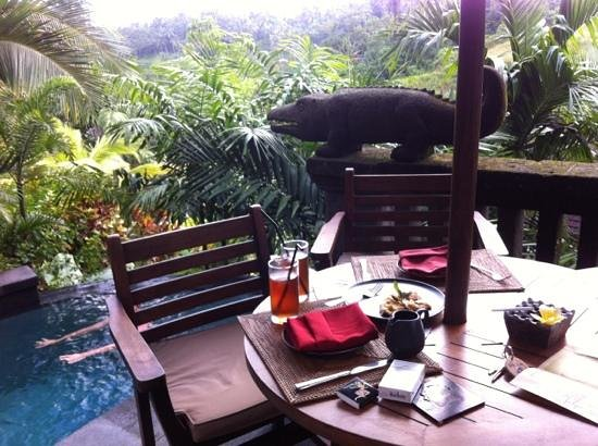 Bidadari Private Villas & Retreat - Ubud: nuestra Villa