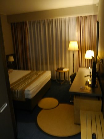 Cosmopolite Hotel: Room