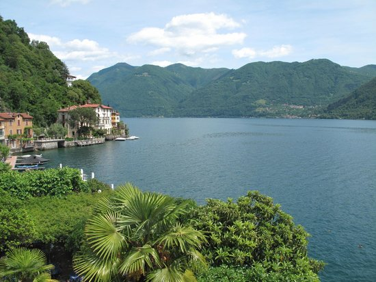 Hotel Stella d'Italia: View from balcony