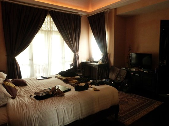 Ping Nakara Boutique Hotel & Spa: hotel room
