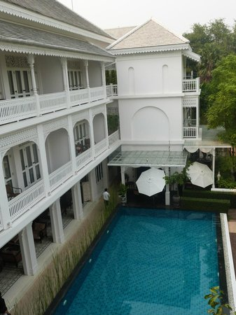 Ping Nakara Boutique Hotel & Spa: View of hotel near pool area