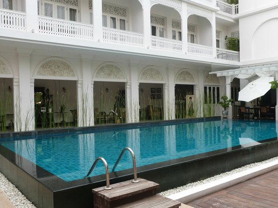 Ping Nakara Boutique Hotel & Spa: hotel pool