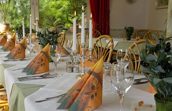 Hotel zum Freigericht: Restaurant Wintergarten