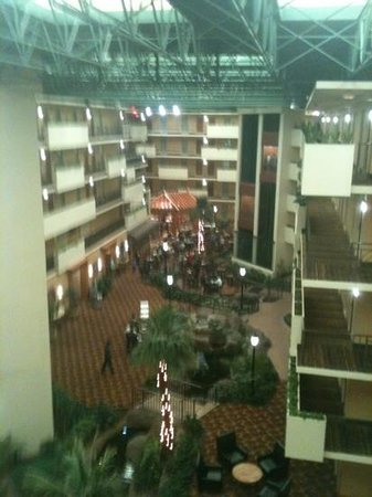 Embassy Suites by Hilton Memphis : from the 5 th floor