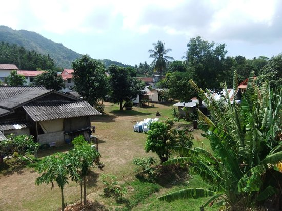 Casa Brazil Homestay & Gallery: view from room