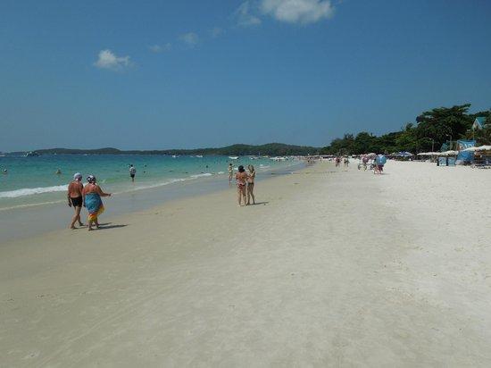 Sai Kaew Beach Resort: Sai Kaew-stranden