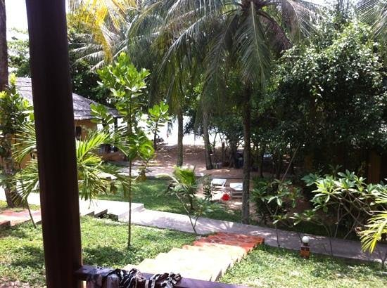 Sea Star Resort Phu Quoc: View from villa 20
