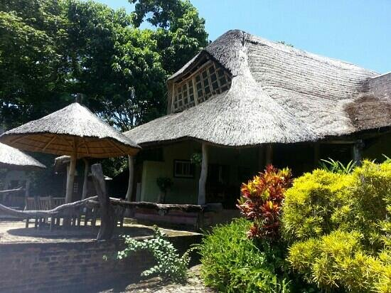 Ngala Beach Lodge: fantastic place. (stephen & donna )