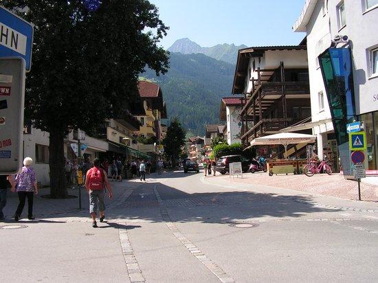 Rose: Mayrhofen