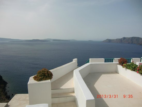 Strogili Traditional Houses: Aegean Sea view
