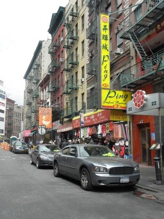 Hotel Mulberry: China Town