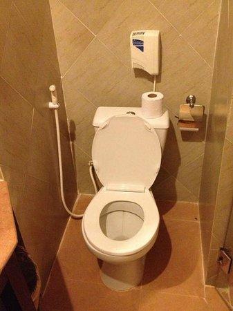 Pavillon d'Orient Boutique-Hotel: Toilet