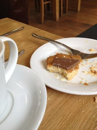 Cafe Artysans: caramel tart