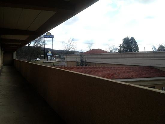Super 8 Danville: one view