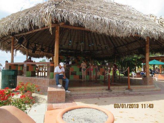 Royal Decameron Golf, Beach Resort & Villas: Bar à la piscine principale