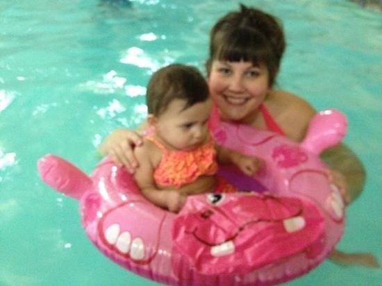 BEST WESTERN PLUS Grand Strand Inn & Suites: indoor pool is great for young kids! it's warm and only 4 feet