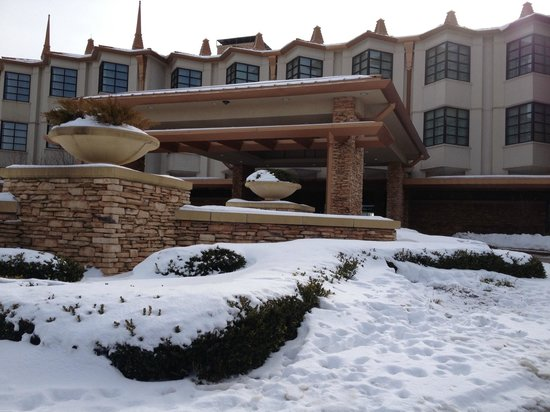 Nemacolin Woodlands Resort & Spa: Falling Rock - SO FLW!