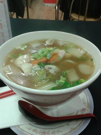 China Potts: My delicious soup
