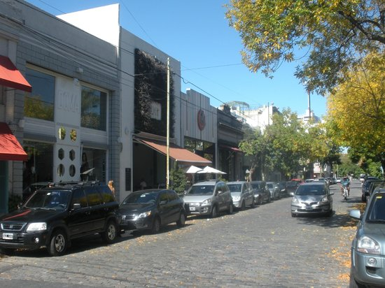 Nuss Buenos Aires: Around The Area - Palermo Soho