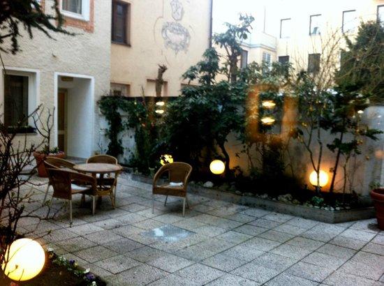 St Paul Hotel Munchen