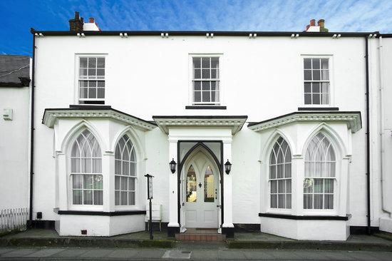 Altonlea Lodge Guest House: Altonlea Longe Front