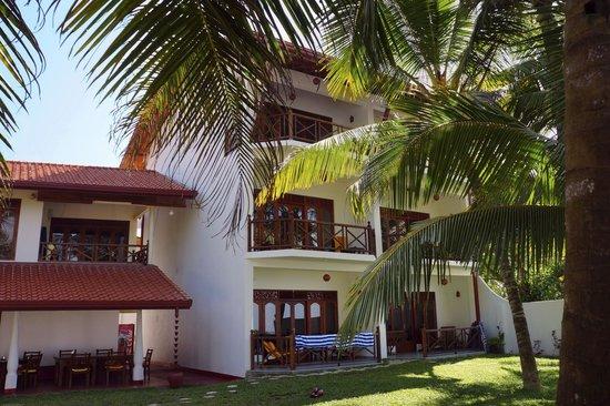 Aussie Swiss Beach Resort: Hotel