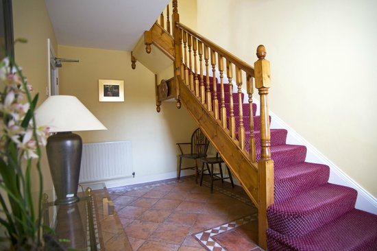 Altonlea Lodge Guest House: Stairs in Annexe