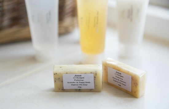 Bramwood Guest House: Complimentary Toiletries