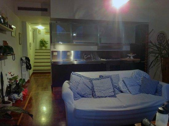 Campo Regio Relais: Lounge area