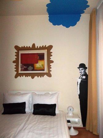 빈티지 디자인 호텔 삭스 사진