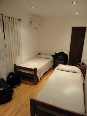 Yr Hen Ffordd: La habitación que nos tocó